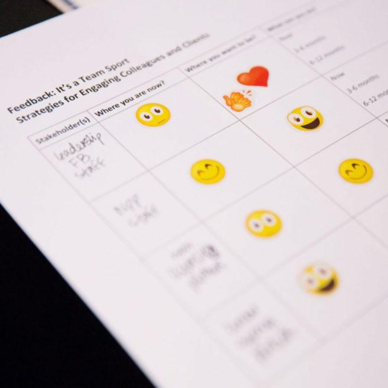 Feedback tool migrated to Salesforce custom web app